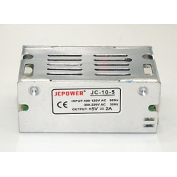 Fuente switching 5v / 2A / 10W